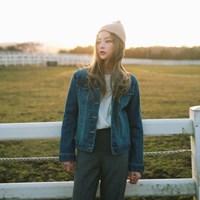 Basic minimal denim jacket