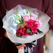 [조화꽃다발] 레이첼 마젠타