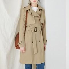 [마이블린] 멋스러운 베이직 트렌치 코트 (5color)_(467985)