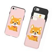 [원잇]BBH-0539 귀여운 포메 핑크 슬라이더케이스_(12348533)