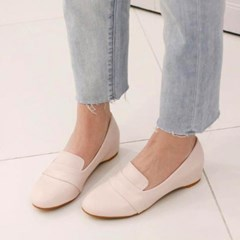 kami et muse Wedge insole 4cm tall up loafers_KM17s031