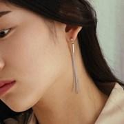 chain drop earring