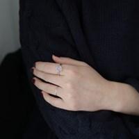 퓨어스톤 Ring (silver925)
