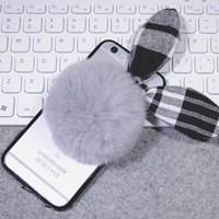 체크토끼귀 젤리케이스 (아이폰7/플러스)_(781446)