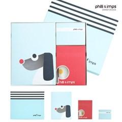 [필리앤임프스] 필리 선물포장 패키지 택1_(606006)
