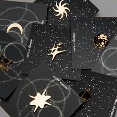 우주 뱃지 astral badge