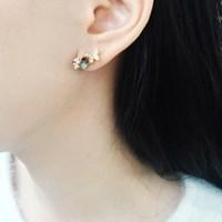 [블레싱] 나비꽃 귀걸이