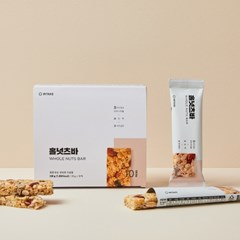 [리뉴얼] 5가지견과와 꿀로 만든 홀넛츠바 10개세트