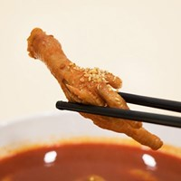 신논현 화랑불닭 국물닭발