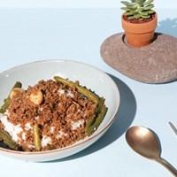 정갈한 맛 밀본 고기덮밥