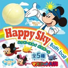 디즈니 마스코트 입욕제-HAPPY SKY_(498277)
