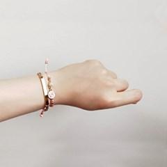 [선물포장]탄생석+별자리 매듭팔찌