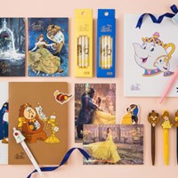 [Disney]미녀와야수_모나미153 세트 (5ea)