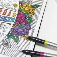 블링블링꾸미기펜- 반짝이펜(24color)