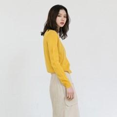 [마이블린] 루킹 숏 가디건 (6color)_(474640)