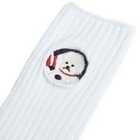 [4/27출고] NEW APOLLO DOG SOCKS WHITE