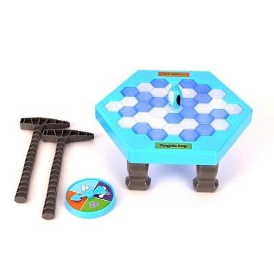 해피플레이 펭귄트랩 얼음깨기 장난감 보드게임