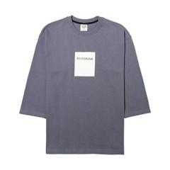 Reogram Side Vent T 3 Colors 사이드 벤트 7부 티셔츠_(868835)
