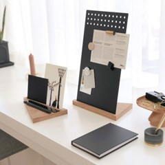 Memo board the split (black)