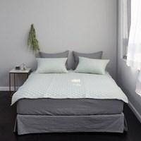 애쉬터치 차렵 침대패드-4color 싱글(S).
