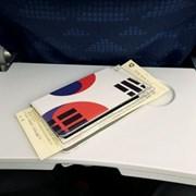 [이니셜서비스] 대한민국 국기 여권케이스