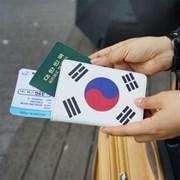 [여권케이스] 국기시리즈