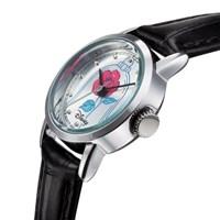 미녀와 야수 한정판 여성 손목시계
