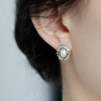 [vintage] reina earring