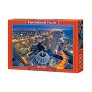 3000조각 미니퍼즐▶ 환상의 도시 두바이의 야경 (LD300457)