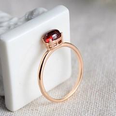 가넷 마인 반지(1월탄생석)garnet mine ring