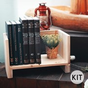 [034] 벤치 책꽂이 만들기 DIY