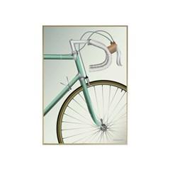 EPOK- 스키 (SKI - poster)  framed