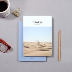 Thinker study project planner s/s - 띵커 스터디플래너 s/s