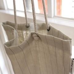 [haku.haru] off rope string ecobag