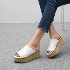 kami et muse 5cm middle heel platform slippers_KM17s097