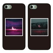 HYONNA SQUARE MOON TWINKLE CASE