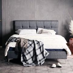 [DANJAM] 단잠 머큐리 프리미엄 침대 + 본넬스프링 매트리스 SS