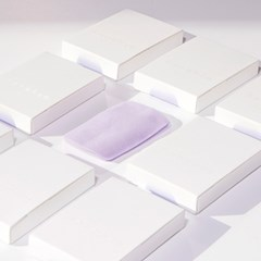 Paper soap_Canvas_violet