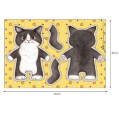 고양이삼촌 인형만들기 DIY원단 - 죠스