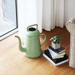 디자인 물조리개 룽고 - 올드그린 (12L 대용량 물뿌리개)