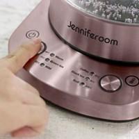 제니퍼룸 홈카페마스터 티포트+드립포트 세트 JR-HC2200P 핑크