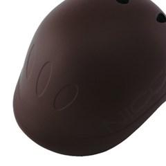 [니코] nicco 유아 안전헬멧 비트르[키즈L][브라운]_(882085)