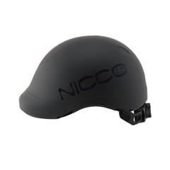 [니코] nicco 유아 안전헬멧 비트르[키즈L][블랙]_(882083)