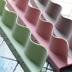 파스텔 실리콘 싱크대물막이(3color)_(1200112)