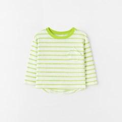 망고 줄무늬 린넨티셔츠 (2colors)