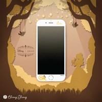 [Disney] 공주시리즈 - 미녀와야수 벨 for iPhone 6+/6s+/7+