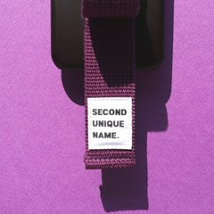 SUN CASE RIBBON BLACK DEEP PURPLE