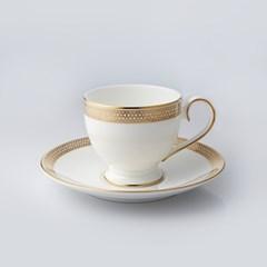 [한국도자기] 그리드 커피잔 세트 (2인조)_(1096563)