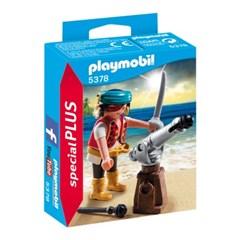 플레이모빌 해적과 대포(5378)