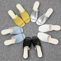 kami et muse Middle heel sling back pumps_KM17s125